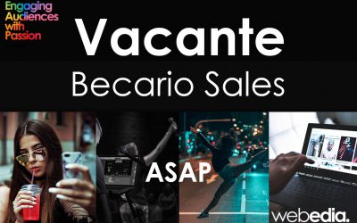 Vacante: Asistente de Marketing y Diseño